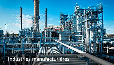 Industries-manufacturières